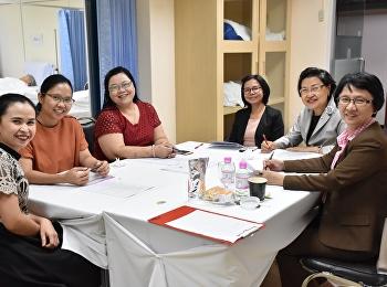 โครงการการประชุมเชิงปฏิบัติการ : การวิพากษ์ข้อสอบ สาขาพยาบาลศาสตร์ ครั้งที่ 2 ประจำภาคเรียนที่ 2 ปีการศึกษา 2560