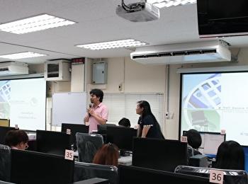 เข้าร่วม ประชุมการอธิบายกระบวนการในการปฏิบัติงานการชำระค่าลงทะเบียนเรียนด้วยตนเอง (Free Enrollment) และการขอคืนเงินค่าลงทะเบียนเรียน รวมทั้งปฏิทินกิจกรรมวิชาการ ประจำภาคเรียนที่ 1 ปีการศึกษา 2561