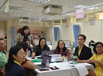Development of subject areas to the disciplines: collect and criticize nursing competency examination