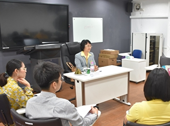 โครงการเพิ่มประสิทธิภาพการจัดการเรียนการสอน : การประชุมเพื่อพิจารณาข้อสอบรายวิชาทางการพยาบาลประจำภาคเรียนที่ 2 ปีการศึกษา 2561 ครั้งที่ 2 ในรายวิชาการพยาบาลเด็กและวัยรุ่น