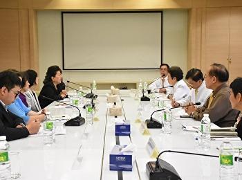 ประชุมจัดทำหลักสูตรการพยาบาลเฉพาะทาง สาขาการพยาบาลเวชปฏิบัติการบำบัดทดแทนไต (การฟอกเลือดด้วยเครื่องไตเทียม) ครั้งที่ 1