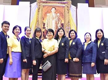 The Commemoration ceremony of royal grace of King Rama IX