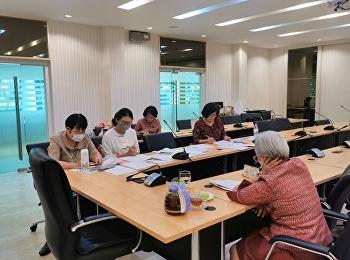 วิทยาลัยพยาบาลและสุขภาพ จัดโครงการประชุมเชิงปฏิบัติการรายวิชาทางการพยาบาล ประจำภาคเรียนที่ 3 ปีการศึกษา 2562 ในรายวิชาการพยาบาลมารดา ทารกและการผดุงครรภ์1