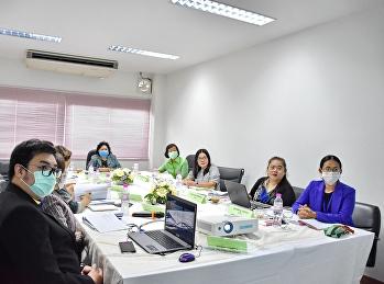 วิทยาลัยพยาบาลและสุขภาพ รับการตรวจประเมินคุณภาพการศึกษาภายใน ระดับคณะ ประจำปีการศึกษา 2562