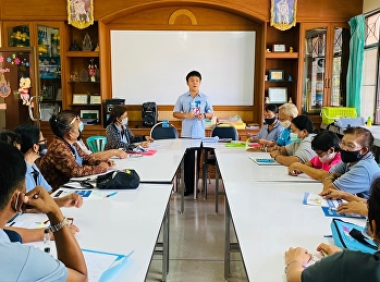 อาจารย์ประจำวิทยาลัยพยาบาลและสุขภาพ ผู้วิจัยหลัก ลงดำเนินการวิจัยการพัฒนาความรอบรู้ทางสุขภาพและความสามารถของตนเองในการช่วยเลิกบุหรี่