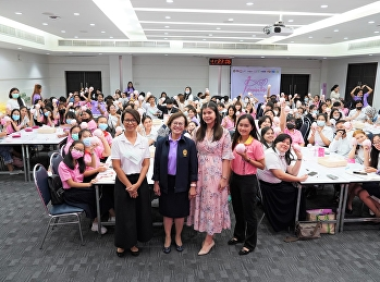 Deputy Dean for Student Affairs She was honored to be a lecturer on breast cancer and joined the breast prosthesis in order to be a part of volunteering to sew a breast implant for breast cancer patients in the project