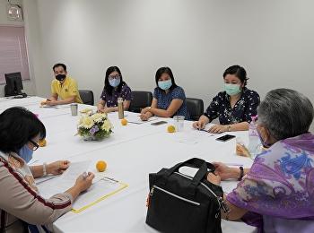 วิทยาลัยพยาบาลและสุขภาพ จัดโครงการประชุมเชิงปฏิบัติการรายวิชาทางการพยาบาล ในรายวิชาการพยาบาลผู้ใหญ่และผู้สูงอายุ ประจำภาคเรียน 2 ปีการศึกษา 2563