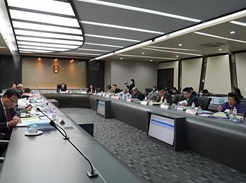 การประชุมสภาวิชาการ ครั้งที่ 3 /2564