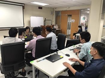 บุคลากรวิทยาลัยพยาบาลและสุขภาพ เข้าร่วมประชุมสร้างความรู้ความเข้าใจและแลกเปลี่ยนเรียนรู้ กับผู้ทรงคุณวุฒิ