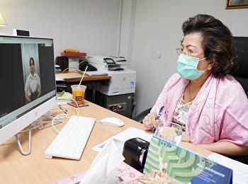 สอบสัมภาษณ์คัดเลือกบุคคลเข้าศึกษาหลักสูตรพยาบาลศาสตรบัณฑิต ระดับปริญญาตรี ภาคปกติ ปีการศึกษา 2564 ประเภทรับตรง ผ่านระบบออนไลน์
