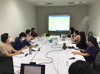 Curriculum-level self-assessment report (SAR) preparation meeting together with the dean of various departments Instructors in charge of the course and relevant officials